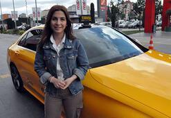 200 bin liralık lüks otomobili taksiye çevirdi Taksimetre...