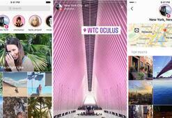 Instagrama gelen yeni özellikle çevrenizdekileri kolayca keşfedebileceksiniz