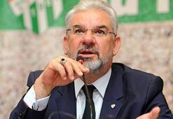 ASGDden Bursaspor Başkanı Bölükbaşına kınama