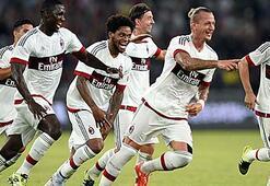 Uluslararası Şampiyonlar Kupası... Milan, Interi 1-0 yendi
