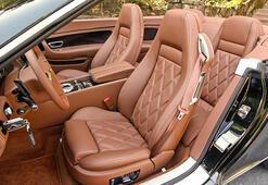 Varlıklı veganlar deri içermeyen Bentley 'ler istiyor