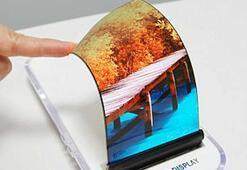 İstenildiği gibi bükülebiliyor Samsung esnek OLED ekranını tanıttı