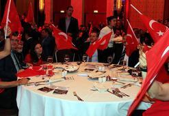 Sporun devleri Ankarada bir araya geldi