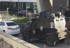 İstanbulda lüks rezidansta hareketli dakikalar