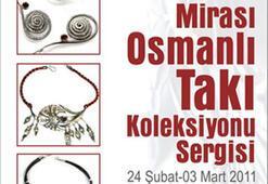 Yüzyılların mirası Osmanlı takı koleksiyonu