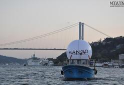 Mango Sonbahar-Kış 2011 Koleksiyonu Defilesi