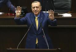 Son dakika: Erdoğan 1044 gün sonra kürsüde