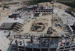 Adana Arena Stadı gelecek yıl hizmete giriyor