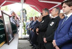 İş adamı Necmettin Bitlis toprağa verildi