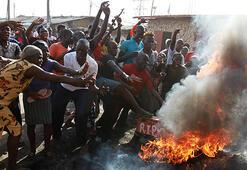 Kenya'da şiddetli seçim