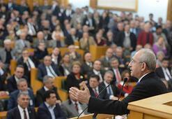 Kılıçdaroğlu milletvekilleriyle görüşecek