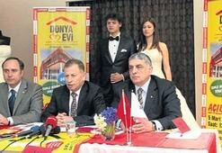 İzmir'in 'Dünya Evi' sürprizlerle açılıyor