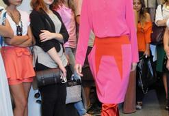 Istanbul Fashion Week Eylül 2011 - Mehtap Elaidi Defilesi