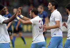 Trabzonsporun Almanya kampı sona erdi