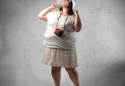 Altında obezite var