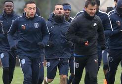 Medipol Başakşehirde Akhisarspor maçı hazırlıkları