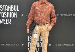 Istanbul Fashion Week Eylül 2011 - Street Style 3