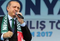 Son dakika Cumhurbaşkanı Erdoğan: Hedeflerimize ulaşmamıza kim engel olabilir
