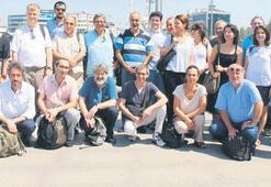 Gazetecilerden Arınç hakkında suç duyurusu