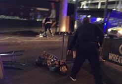Son dakika: Londrada peş peşe terör saldırıları Çok sayıda ölü var