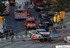 Son dakika: New York'ta terör saldırısı Çok sayıda ölü ve yaralı var...