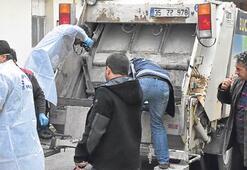 Çöp konteynerinden bebek cesedi çıktı