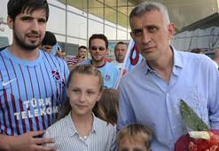 Trabzonspor, Makedonyaya geldi