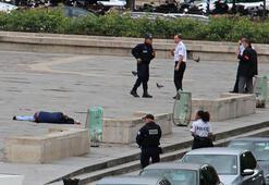 Bu kez çok farklı Fransa polisi şaşkın