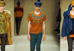 Burberry Prorsum 2012 İlkbahar/ Yaz Erkek Koleksiyonu