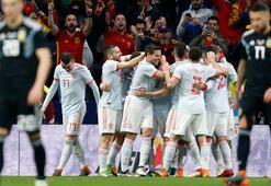 İspanya - Arjantin: 6-1