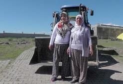 Girişimci kadınlar, besi tesisi kurdu