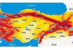 Deprem üretebilecek  485 fay tespit edildi