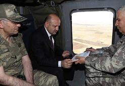 Milli Savunma Bakanı Işık: Duvarı gelecek ay bitirmeyi hedefliyoruz