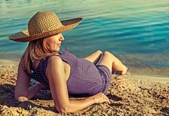 Tatile gidecek hamilelere öneriler