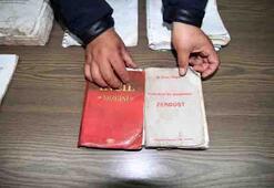 Terör örgütünün sığınağında Kürtçe İncil bulundu