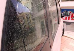 Mardinde göz gözü görmüyor, jandarma helikopteri zorunlu iniş yaptı