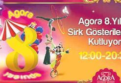 Agora'nın 8. yıldönümüne GÖRKEMLİ KUTLAMA