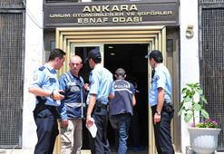 Ankarada esnaf odasında silahlı çatışma... Yaralılar var