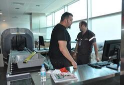 Atatürk Havalimanında tomografi cihazlarında test başladı