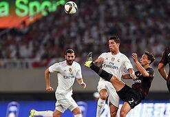 Real Madrid-Milan: 10-9 (Penaltılarla)