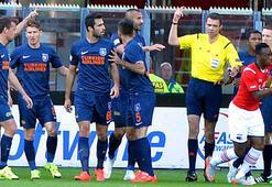 AZ Alkmaar - Medipol Başakşehir: 2-0