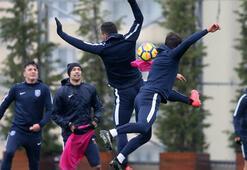 Başakşehirde Akhisarspor maçı hazırlıkları