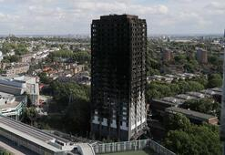 Son dakika... Londrada yanan binada ölü sayısı 30a çıktı Onlarca kişi kayıp...