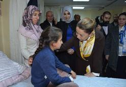 AK Partili Çalık: Devletin şefkat eli vatandaşının yanındadır