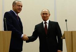 Son dakika... Erdoğan - Putin zirvesinin ardından kritik açıklamalar