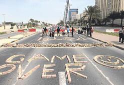Suudiler Bahreyn'e asker gönderdi