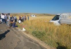 Mardinde trafik kazası: 4 ölü, 13 yaralı
