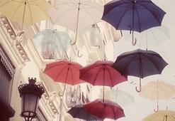 Eğlenceli Şemsiyeler