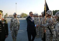 Cumhurbaşkanı Erdoğan'ın Katar ziyaretinde dikkat çeken ayrıntı