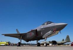 Gören hayran kaldı  F-35 Müşterek Saldırı Uçağı görücüye çıktı